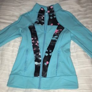 Ivivva Girls Work Out Jacket